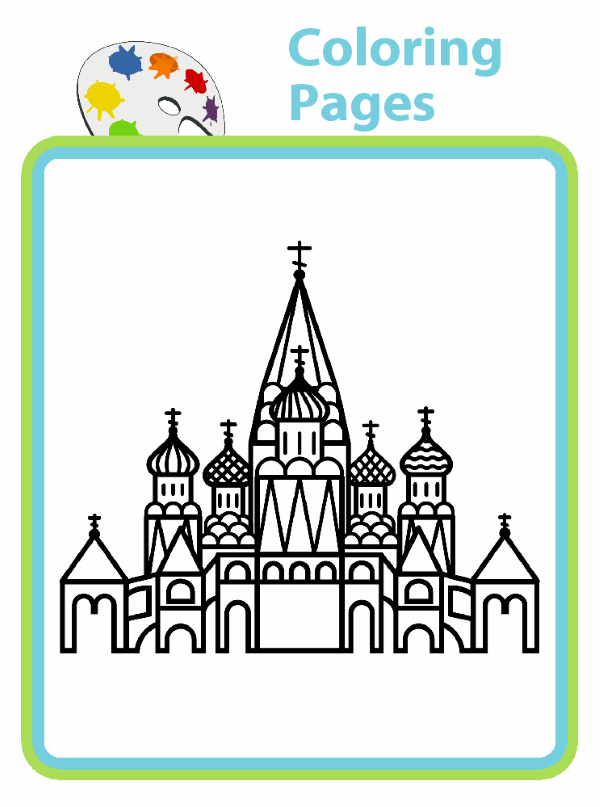 Over 500 printable coloring pages. You can print your own coloring book!