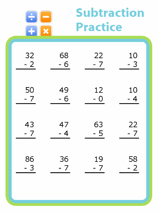 30 single digit addition problems