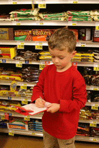 The grocery store is a wonderful place for all sorts of learning - and ...